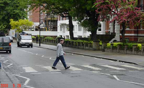 my fascination and love for the album abbey road by the beatles Abbey road the  stream the beatles 1967 - 1970 (the blue album)  i first purchased this album as an lp back in 1967 for my now husband,.