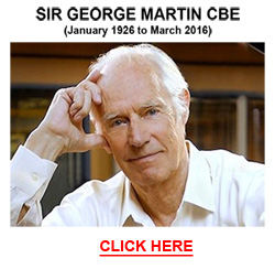 George Martin tribute